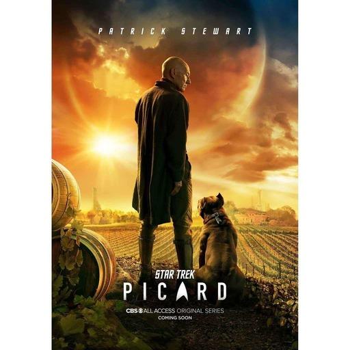 SciFi Diner Pilots Ep. 403 – Picard