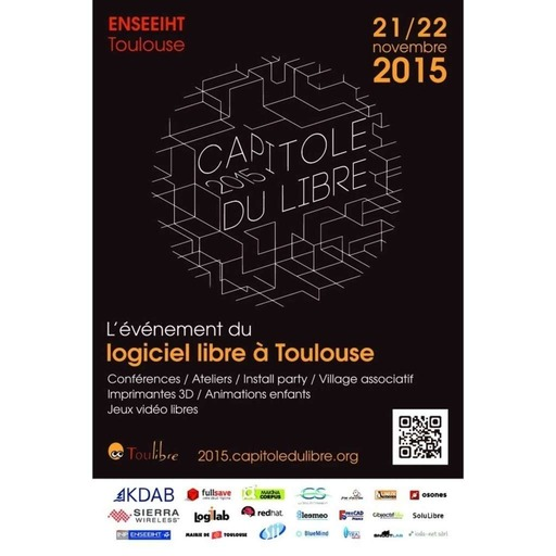 Before Capitole du Libre 2015
