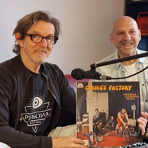 KENT PARLE DE CREEDENCE CLEARWATER REVIVAL - L'INSTANT VINYLE DE BLUES CAFE RADIO