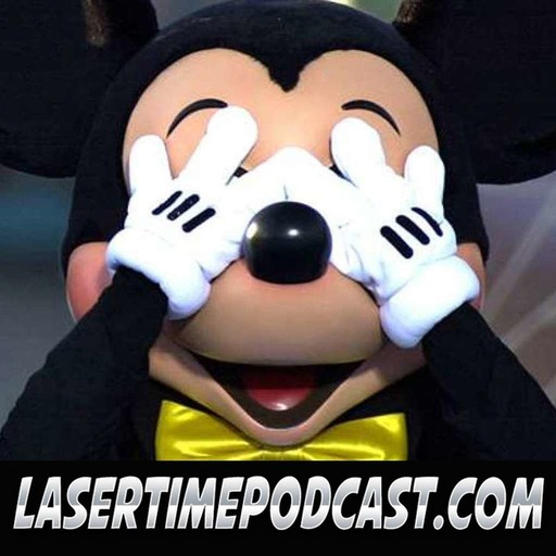 Disneyland: Behind the Scenes – Laser Time #321