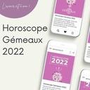 ♊ Horoscope Gémeaux 2022 - vos prévisions astrologiques 🍀