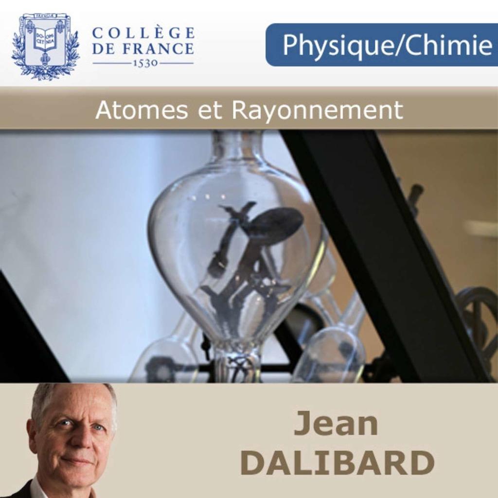 Atomes et Rayonnement - Collège de France