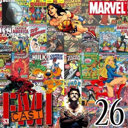 DC, Marvel et sommnifère 2 le retour VS le lâché du 747