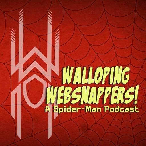 "Walloping Websnappers #5: ""The Alien Costume"""