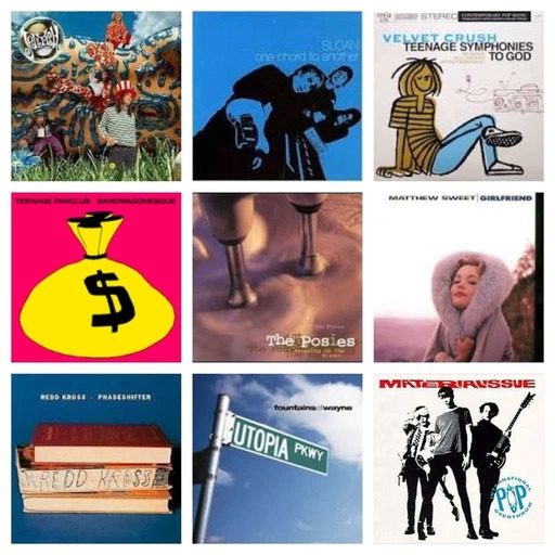 Patreon Preview: Power Pop in the '00s Discussion