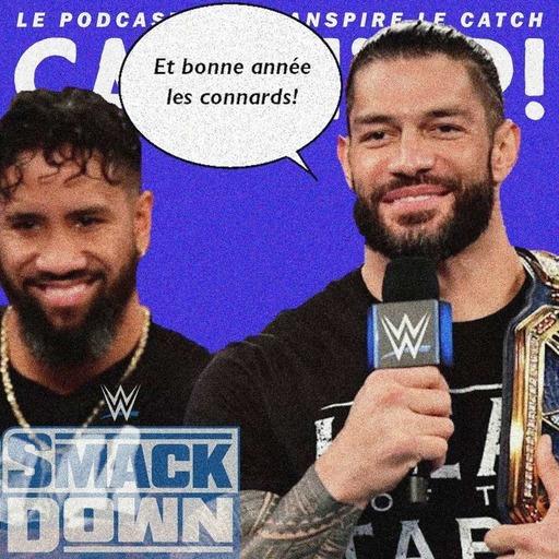 Catch'up! WWE Smackdown du 1er janvier 2021 — Cousinade hardcore