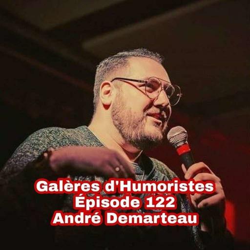 Épisode 122: André Demarteau 🇧🇪
