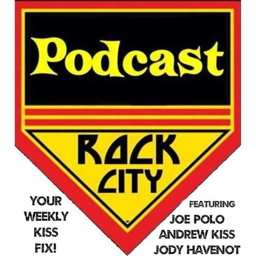 PODCAST ROCK CITY Episode 94 ACE'S COVER RECORD!