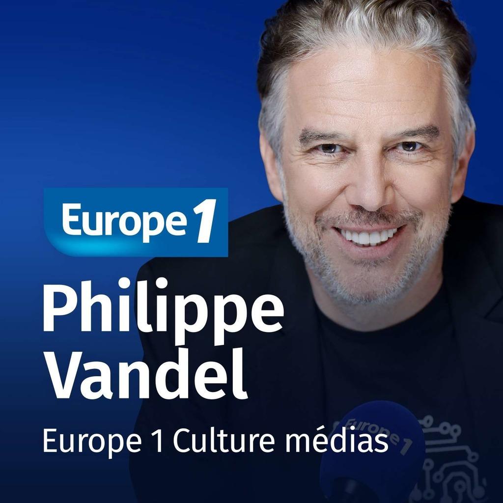 Culture médias - Philippe Vandel