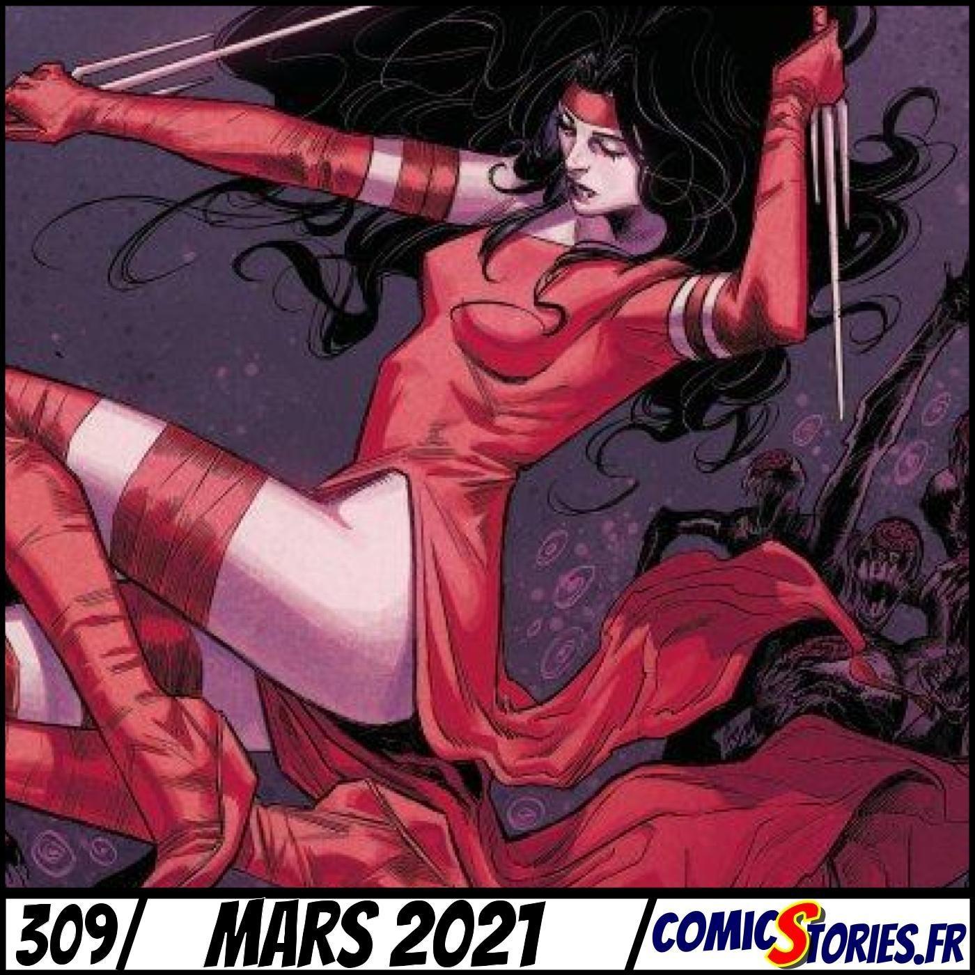 ComicStories #309 - Mars 2021