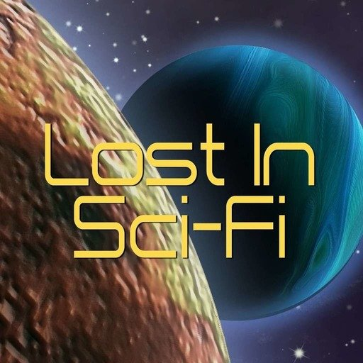Lost In Sci-Fi: Episode 67: Comics Comics and more Comics! Part One