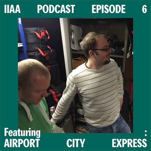 Episode 6 - Airport City Express