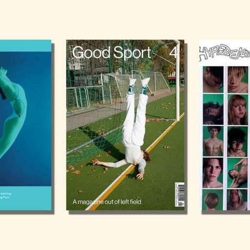 'Hypebeast', 'Good Sport' and 'Pools'