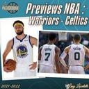 Les previews NBA 2021-22 : Golden State Warriors et Boston Celtics