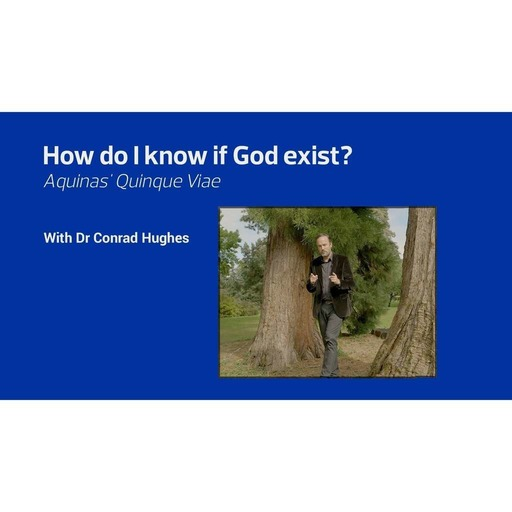 Creative question#7: How do I know if God exists?