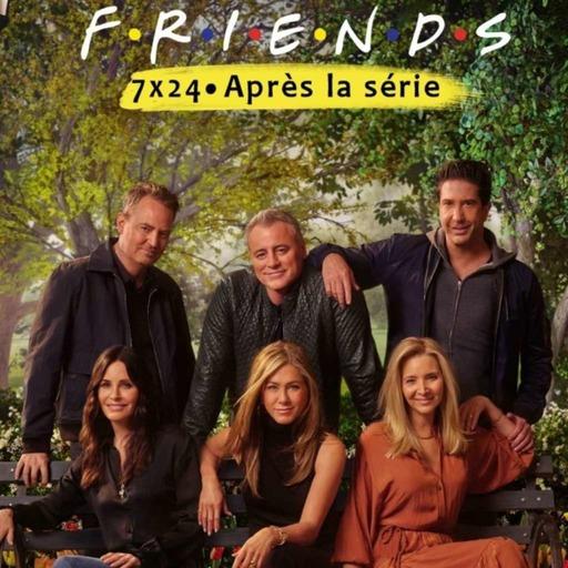 7x24 - Et après Friends, qu'ont fait les 6 acteurs ?