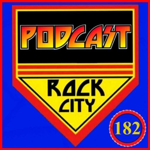 PODCAST ROCK CITY -182- Bob Kulick and Keith Valcourt