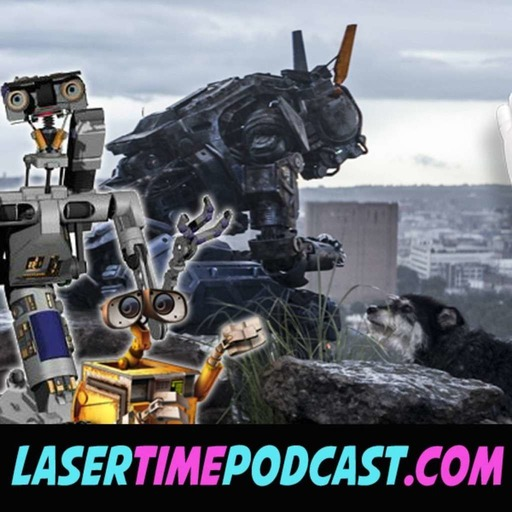 Laser Time – The Most Lovable Robots