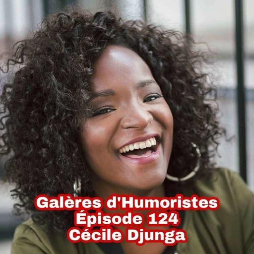 Épisode 124: Cécile Djunga 🇧🇪