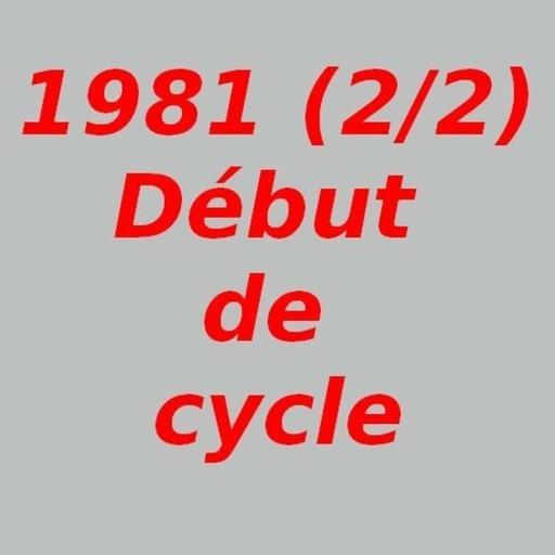 Generation80.be en visite dans l'année 1981 (2/2)