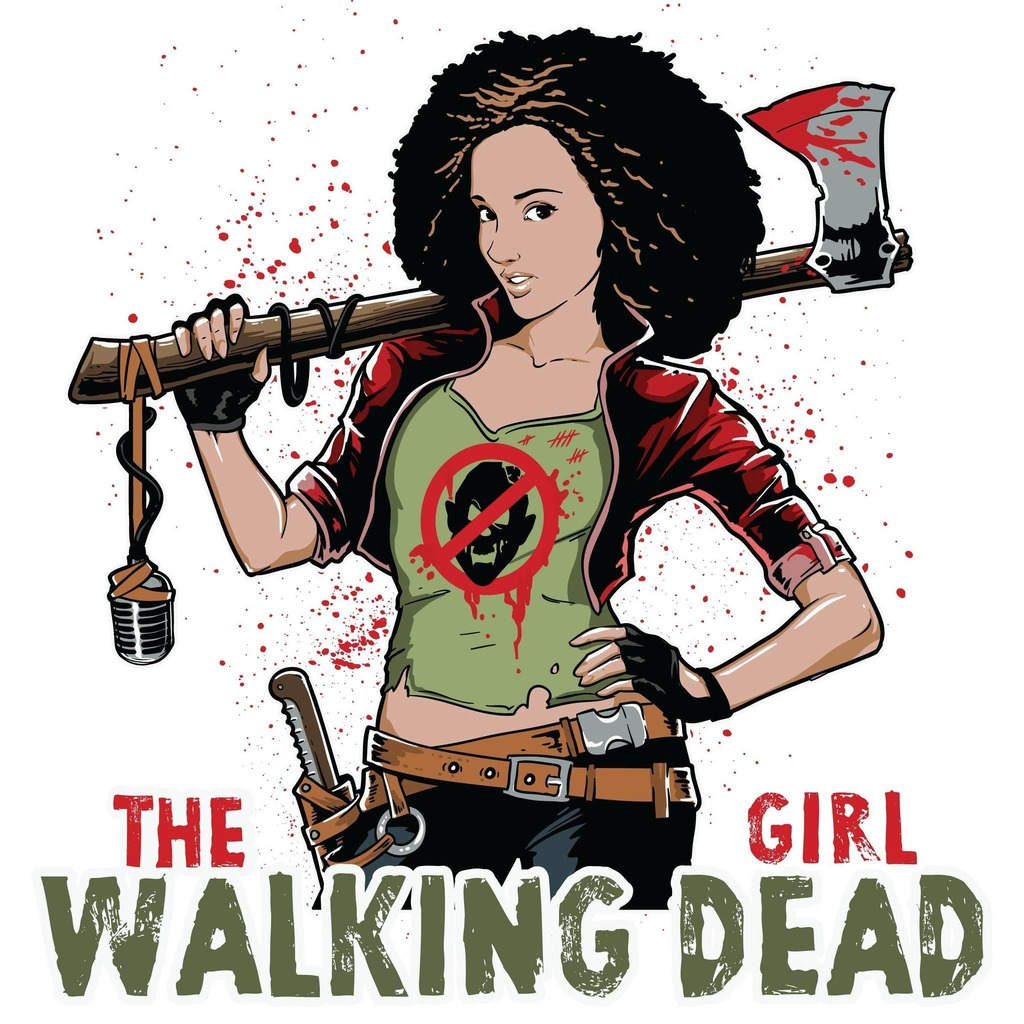 The Walking Dead Girl Podcast