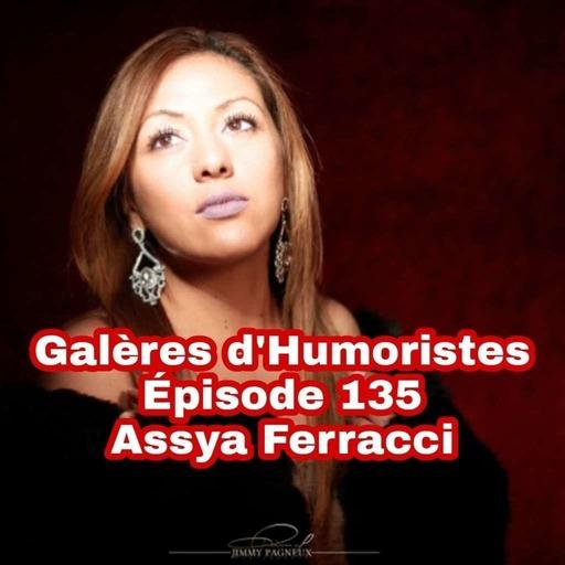 Épisode 135: Assya Ferracci