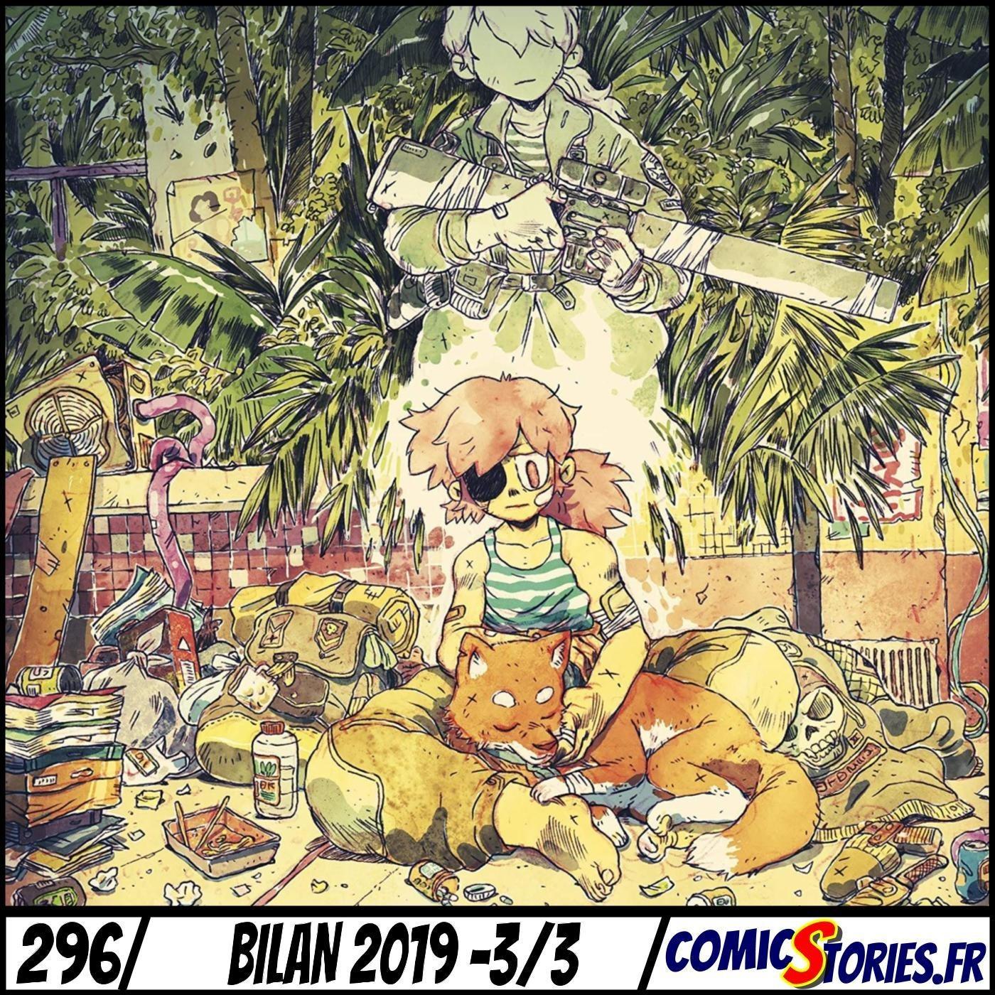 ComicStories #296 - Bilan 2019 (3/3)