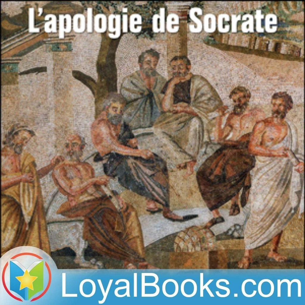 L'apologie de Socrate by Platon