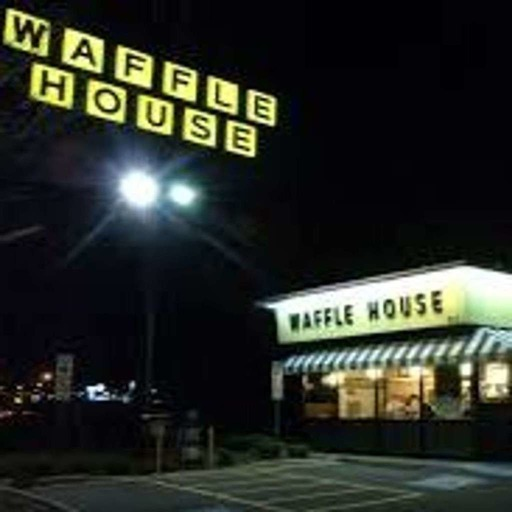 Late Night At The Waffle House With Miguel