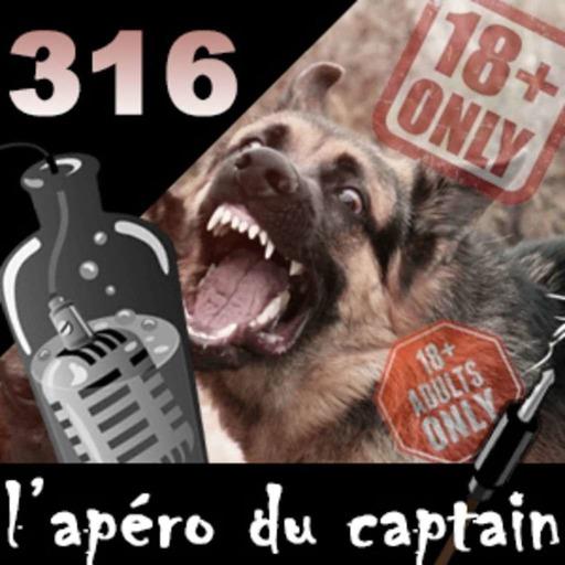 ADC #316 : Le train de la hype du dogue allemand