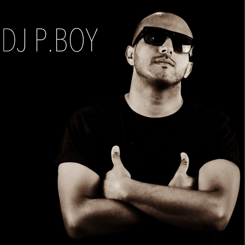 DJ P.BOY - JUST LISTEN