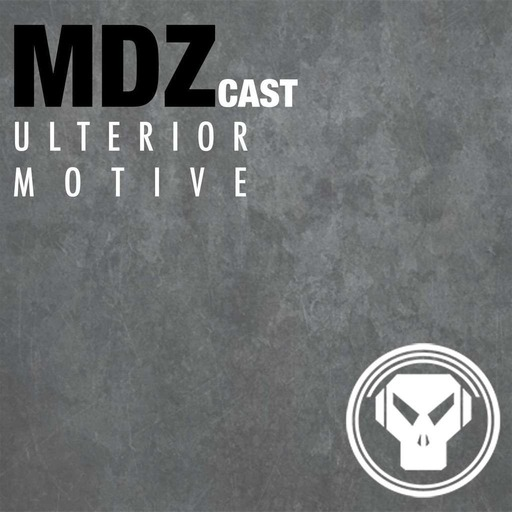 Metalheadz Podcast 43 - Ulterior Motive