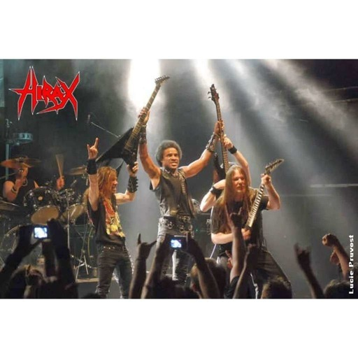 Super Rock Sunday 5-17-09 w/ Hirax Pt. 2