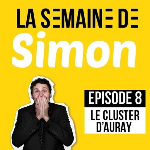 La semaine de Simon #8: Le Cluster d'Auray