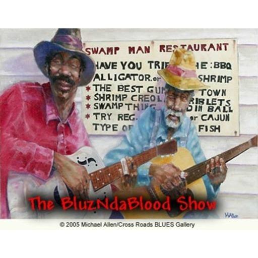 The BluzNdaBlood Show #314, Gator Bites of Blues!