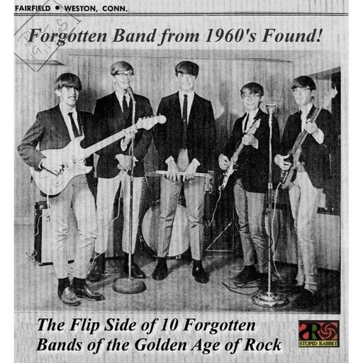 544: The Flip Side of 10 Forgotten Bands of the Golden Age of Rock
