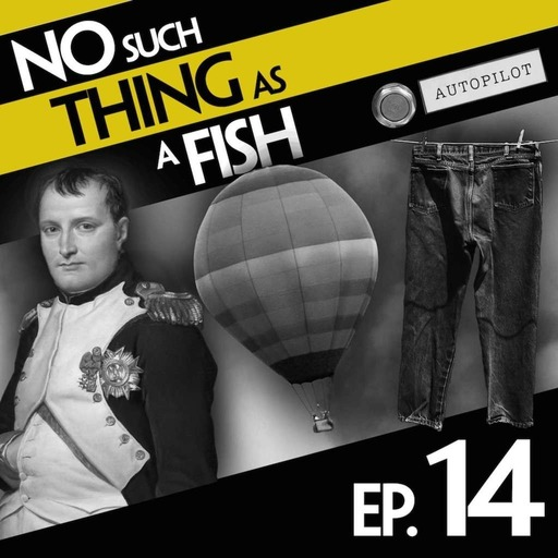 Episode 14:  No Such Thing As A Dirty Pair Of Jeans