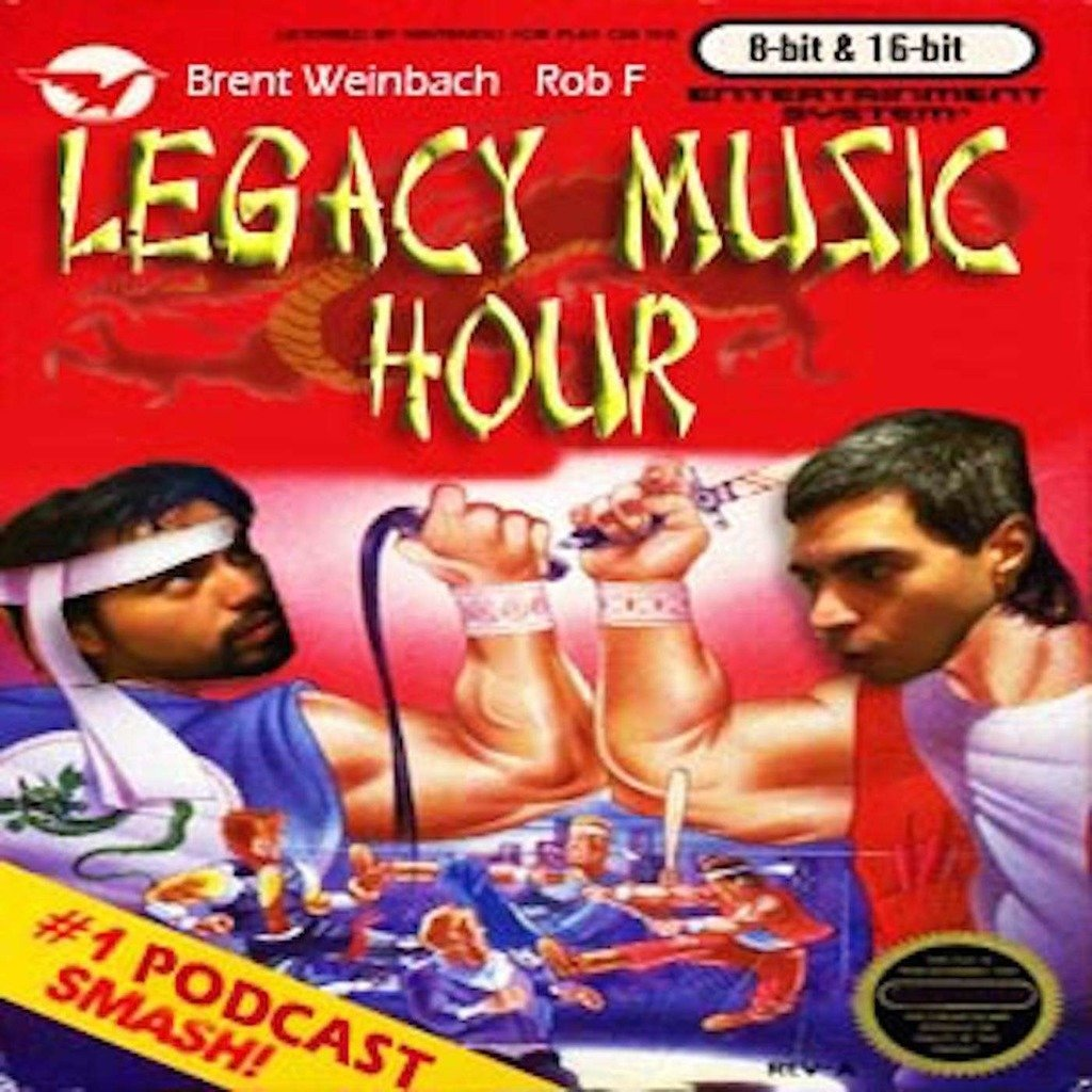 The Legacy Music Hour Video Game Music Podcast