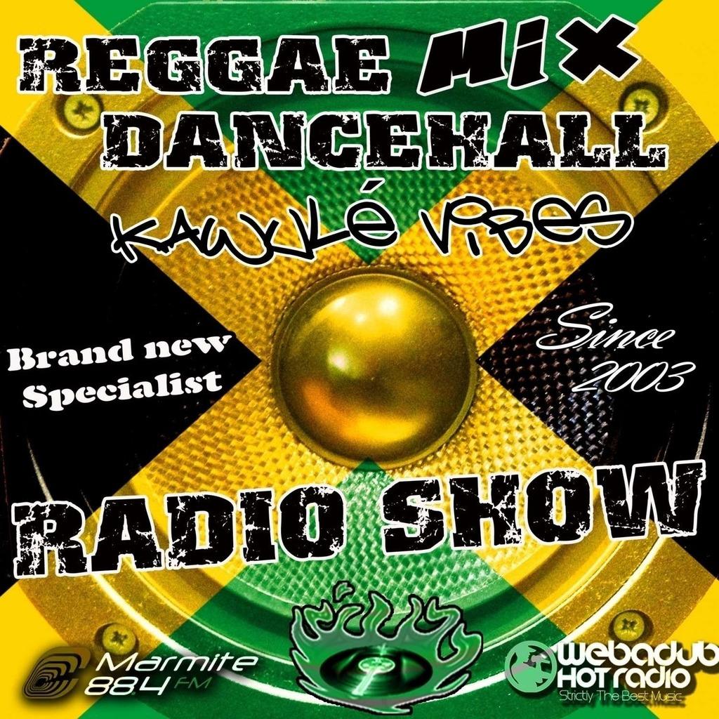 Kawulé Vibes Reggae Dancehall Radio Show