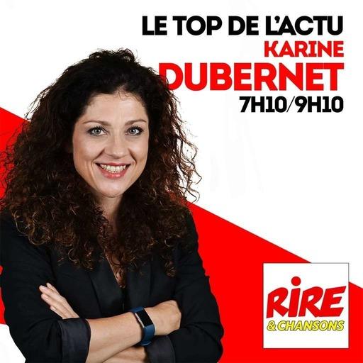 Karine Dubernet : je suis hypocondriaque - Le top de l'actu - 28 octobre 2020