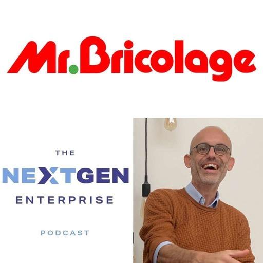L'Entreprise de Nouvelle Génération, Blaise Amir-Tahmasseb, Directeur chez IFOGECO groupe Mr Bricolage