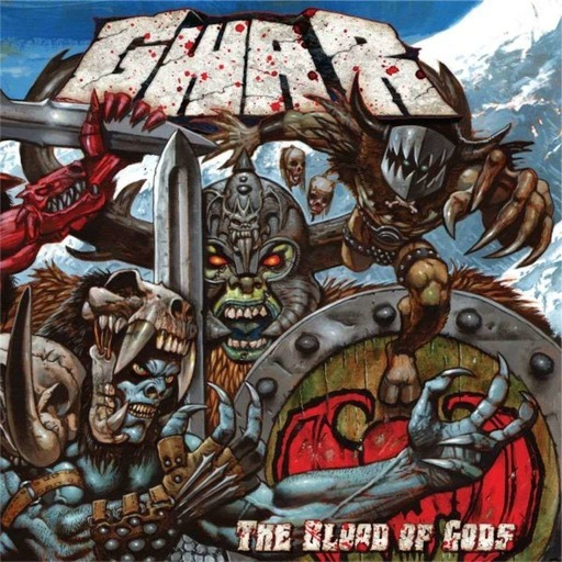 GWAR of Filth on CACOPHONY... the Blood of Seductive Gods. Part 1.