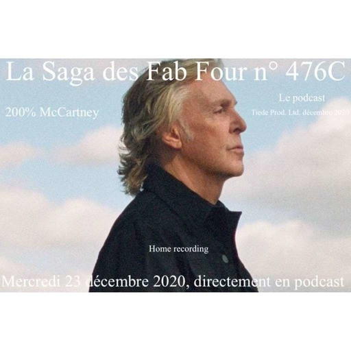 La Saga des Fab Four n° 476 C (Home recording 17)