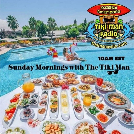 Sunday Mornings With The Tiki Man December 16, 2018