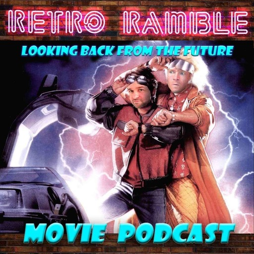 EP#46 - Mortal Kombat (1995) - Retro Ramble Movie Podcast