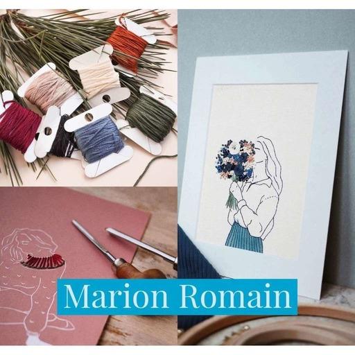 #13 Marion Romain, créatrice de broderies modernes et sensibles