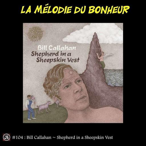 LMDB #104 : Shepherd in a Sheepskin Vest, Bill Callahan à en perdre la laine
