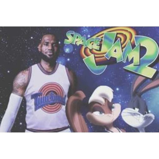 Episode 28 : Space Jam 2 en 2021, Giannis trop fort et Bron a activé le mode playoffs
