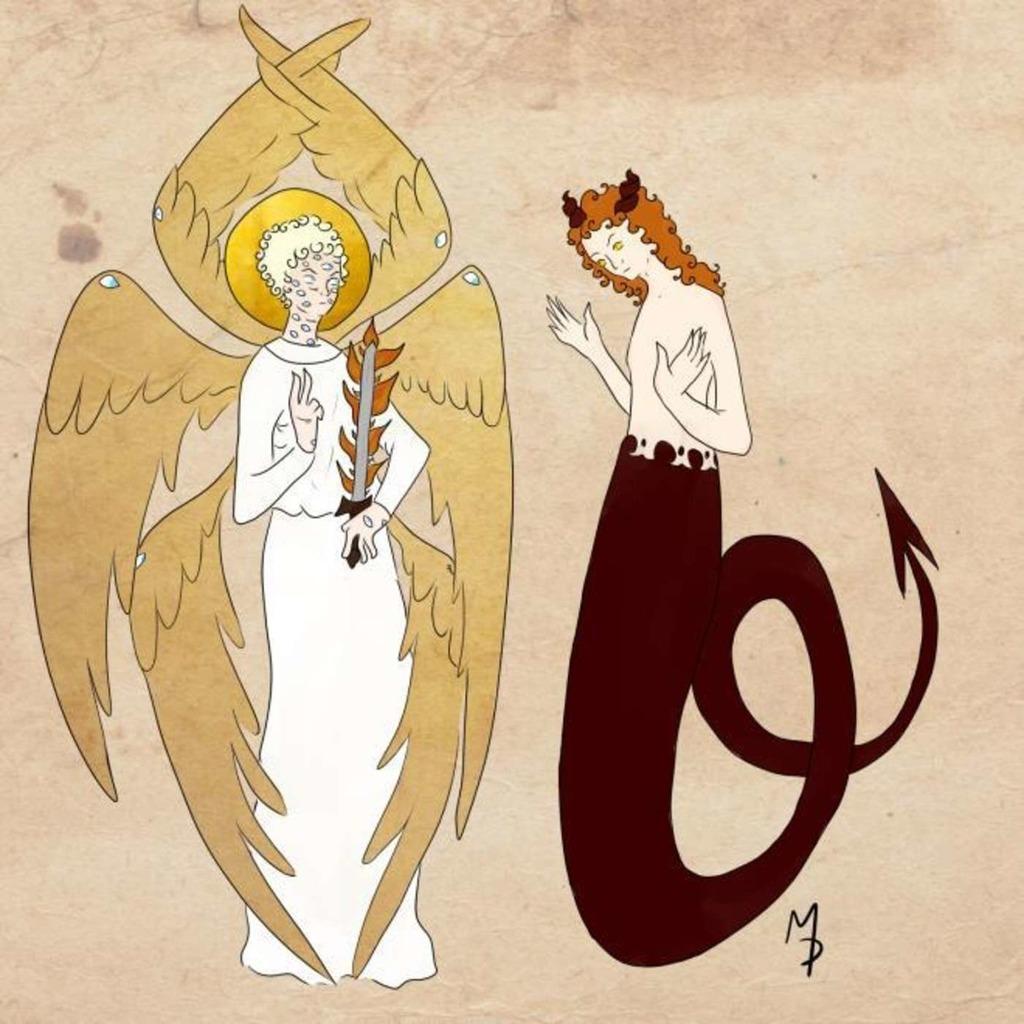 Aziraphale et Crowley existent!
