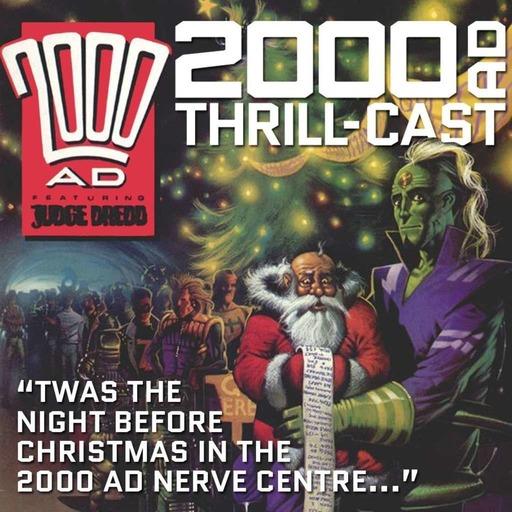 The 2000 AD Thrill-Cast 23 December 2015